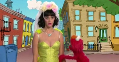 Katy Perry Hot and Cold on Sesame Street