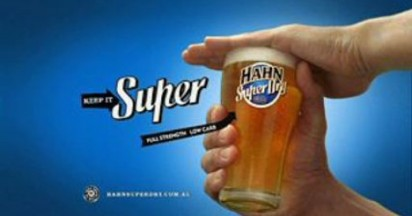 Hahn Super Dry Protect Your Beer
