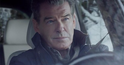 Kia The Perfect Getaway Vehicle for Pierce Brosnan