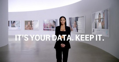 Kim Kardashian T-Mobile Data Stash