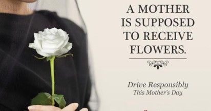 Mothers Day Road Safety Message