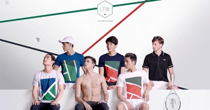 Lacoste LT12 Limited Edition Lookbook