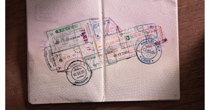 Land Rover Defender Passports