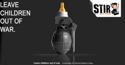 Keep Children Out of War