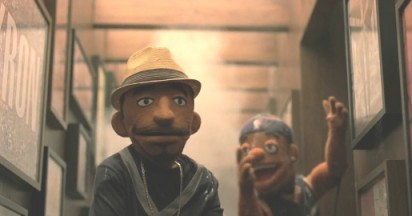 Kobe and LeBron Puppets for Nike Basketball