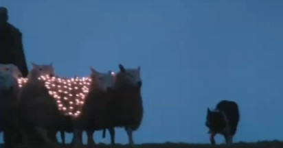 Extreme LED Sheep for Samsung