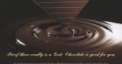 Lindt Chocolate Provides Proof for God