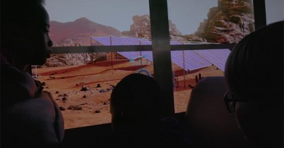 Lockheed Martin Field Trip to Mars