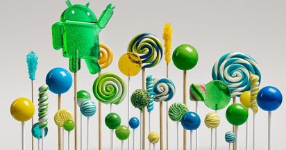 Google launches Android Lollipop