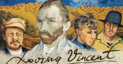 Loving Vincent Van Gogh in animated paintings