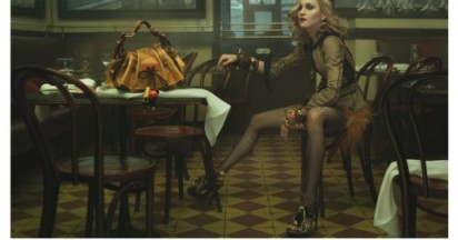 Madonna in Louis Vuitton Spring Summer Campaign