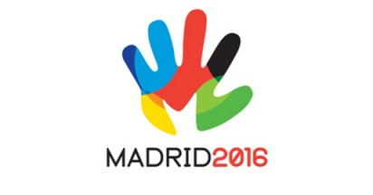 Madrid 2016 logo by Corle