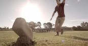 Mammoth Brick Footy