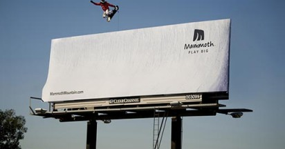 Mammoth Mountain Plays Big