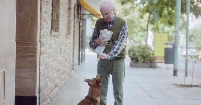The Man and The Dog Inspiring Organ Donation