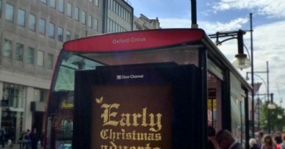 Marmite Early Christmas Adverts