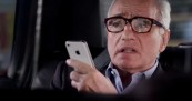 iPhone Siri with Martin Scorsese