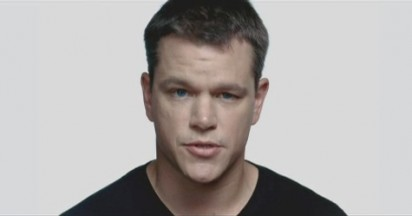 One Voices faced by Matt Damon