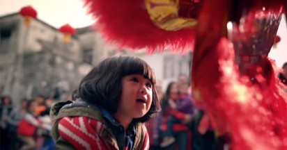 McDonalds Chinese New Years in Childrens's Eyes