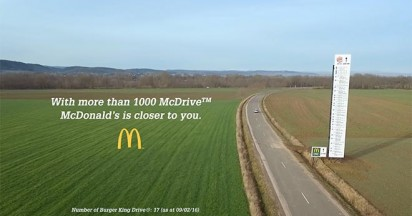 McDrive vs Burger King
