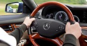 Mercedes Accident Avoidance Radio