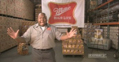 Miller High Life in One Second