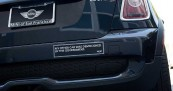 Mini Bumper Sticker in Cash for Clunkers