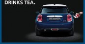 Tea-Powered Mini Cooper T