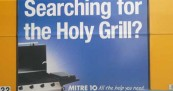 Mitre 10 Searching For Holy Grill Barbecue