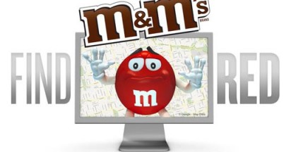 M&Ms Find Red in Canada