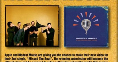 Modest Mouse Missed The Boat