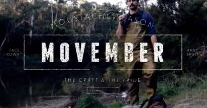 Movember Craft & Pride