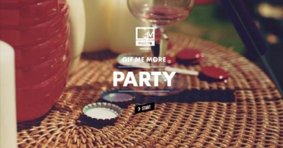 MTV Gif Me More Party