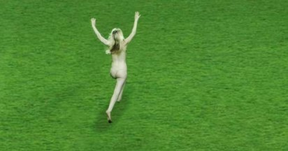 MTV Football Streaker Exposes Exploitation