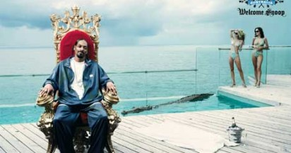 MTV Australia Welcomes Snoop Dogg