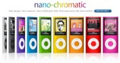 Apple iPod Nano Chromatic Paint