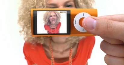 Apple iPod Nano Capture Us on Video