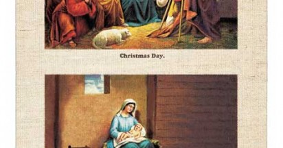Boxing Day Test Affects Nativity Scene