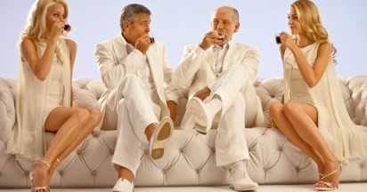 Nespresso Heaven for George Clooney and John Malkovich