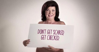 Breast Cancer Awareness Bare in Scotland