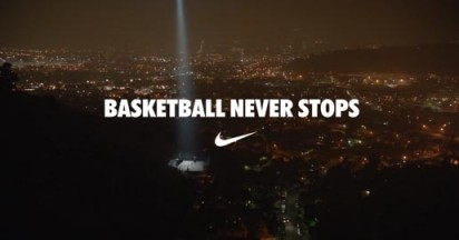 Nike Basketball Never Stops