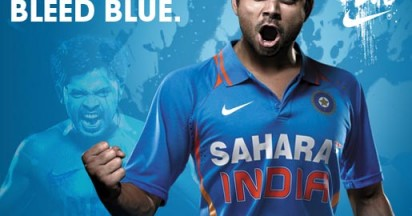Nike Bleed Blue for India Cricket