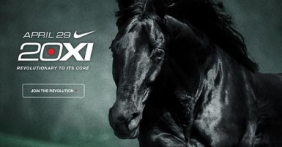 Nike Golf Stallion in The Arrival