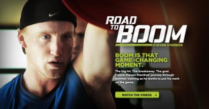 Nike Road to Boom Hockey