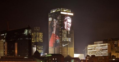 Nike Write the Headline in Johannesburg
