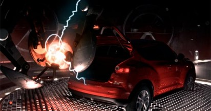 Nissan Juke Urban Legend