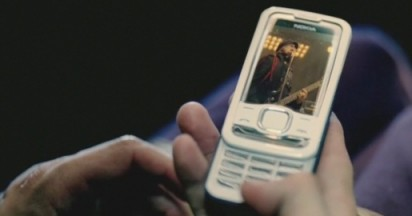 Fall Out Boy and Nokia in I Don't Care Music Video