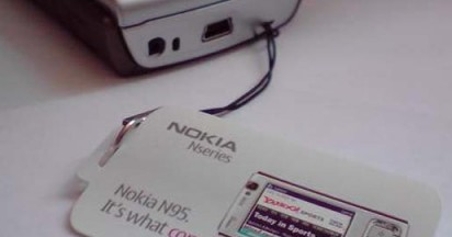 Nokia N95 – What Computers Have Become