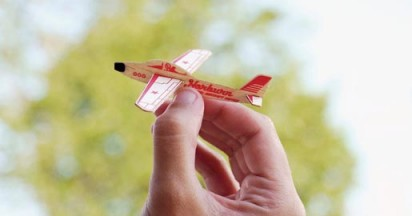 Norburn Model Aircraft Card
