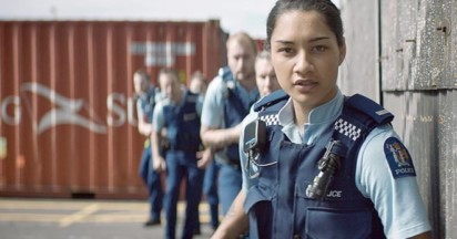 NZ Police Recruitment on the run